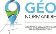 Service de visualisation cartographique (WMS) de GéoNormandie